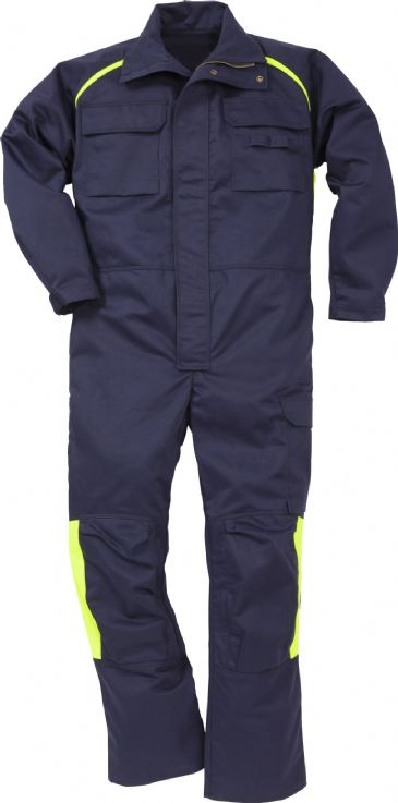 Fristads Flame Welding Coverall 8030 FLAM (Dark Navy)